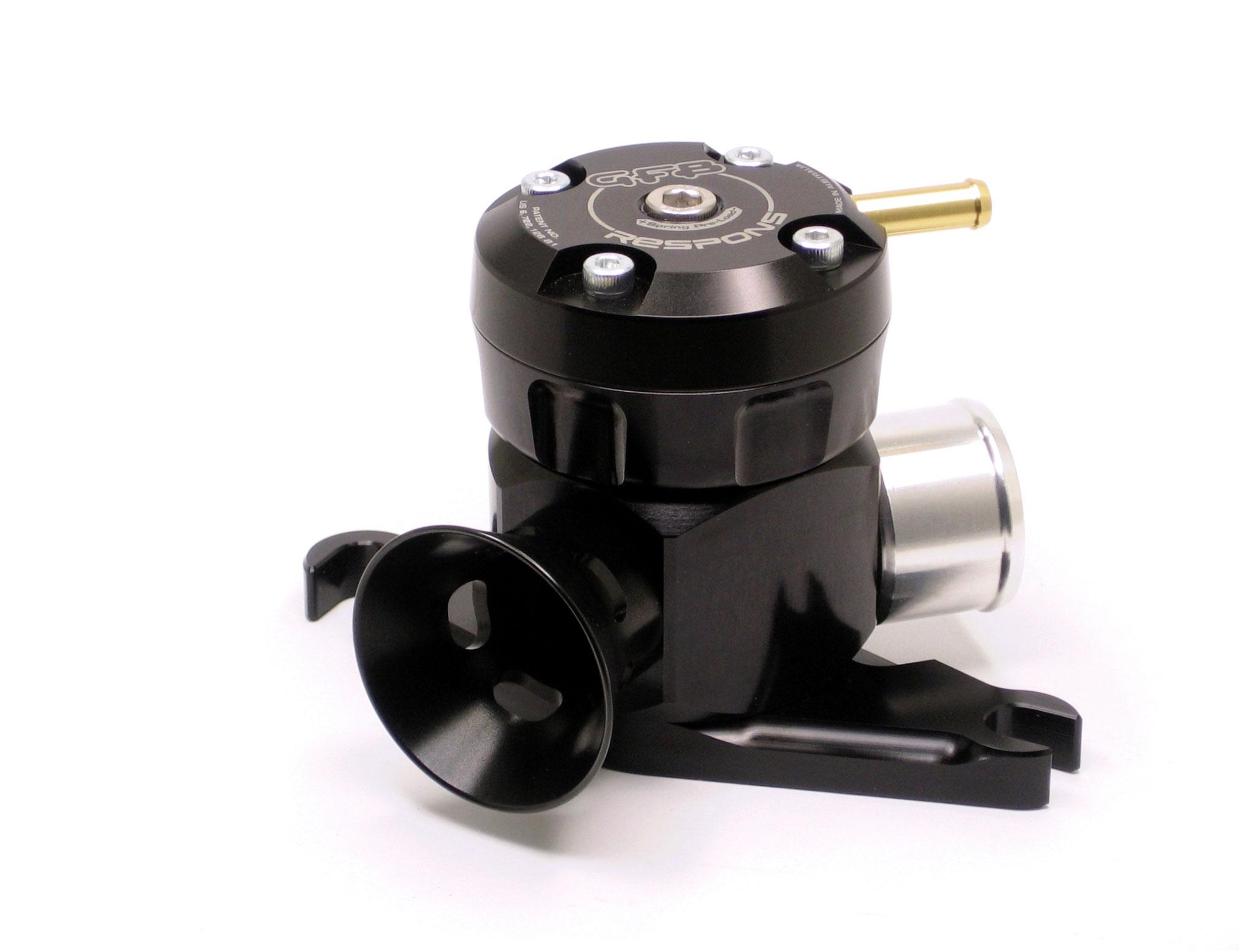 T9000 Respons TMS T9000 adjustable-bias venting diverter valve / blow-off valve