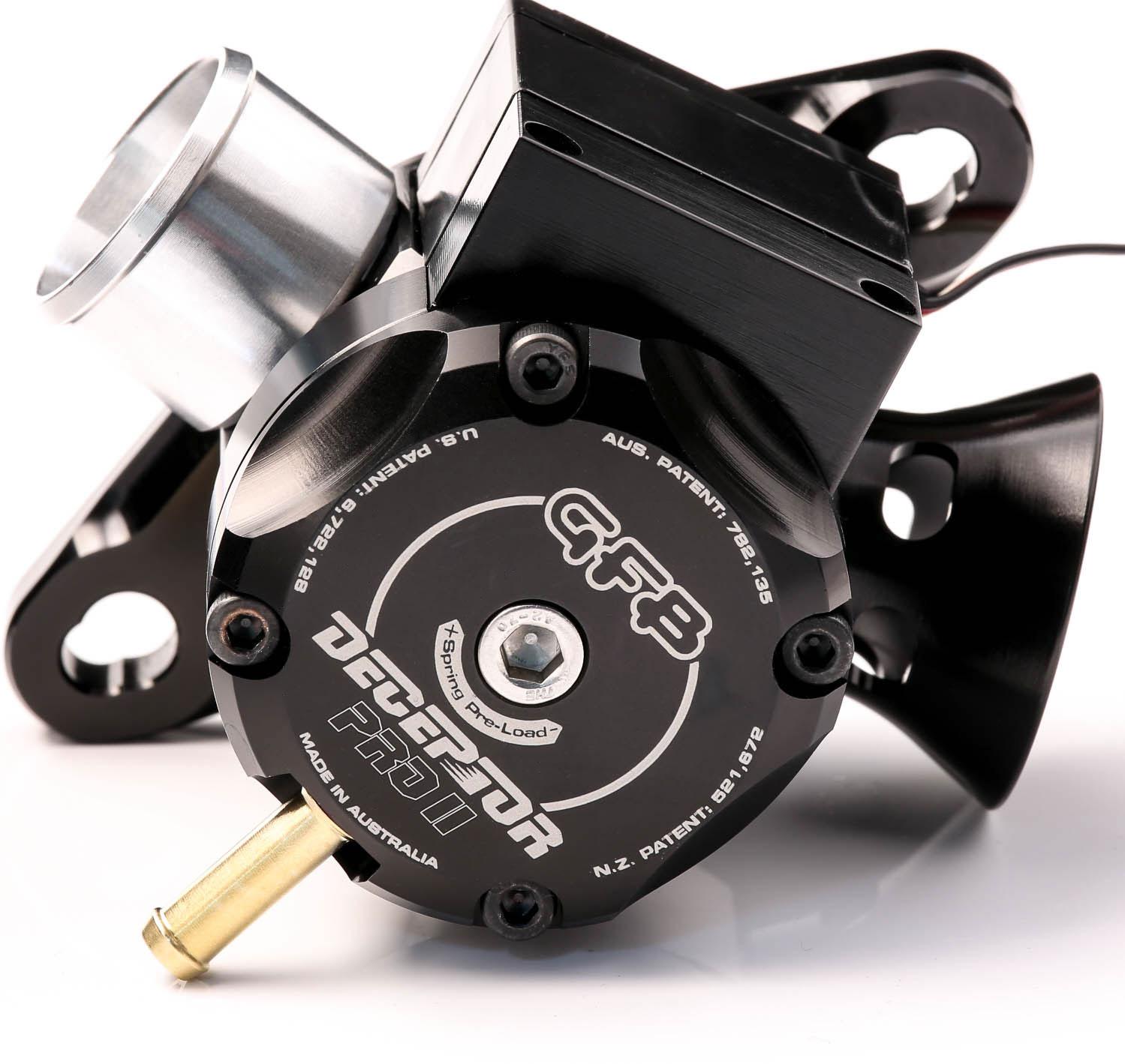 T9501 Deceptor Pro 2 - in-cabin motorised adjustable bias venting diverter valve
