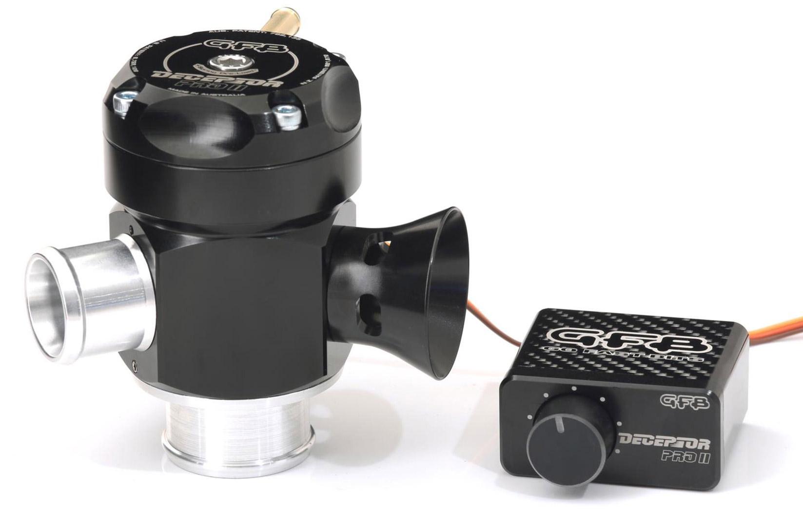 T9507 Deceptor Pro 2 - in-cabin motorised adjustable bias venting diverter valve