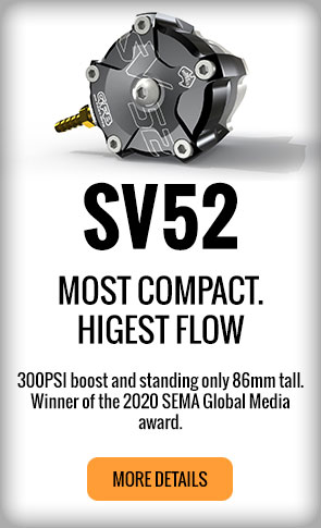 SV52: Most compact and highest-flowing valve on the market