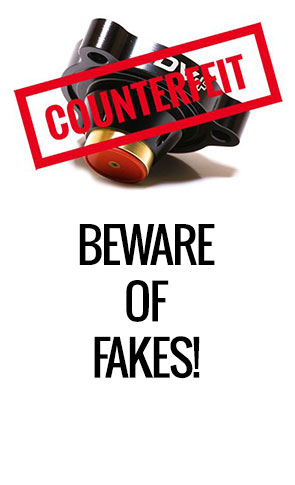 Beware of counterfeit GFB products